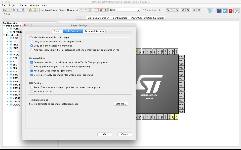 Using STM32CubeMX and PlatformIO - FAQ - PlatformIO Community