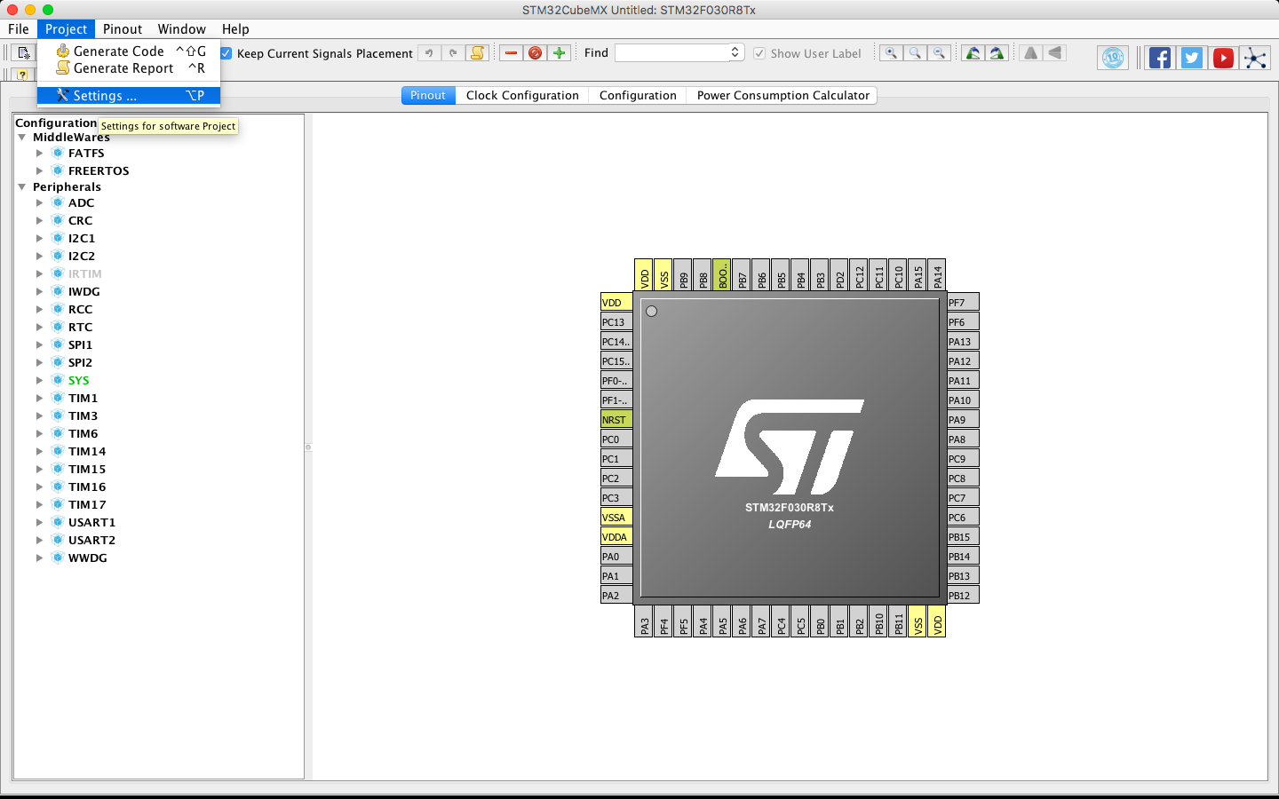 Using STM32CubeMX and PlatformIO - FAQ - PlatformIO Community