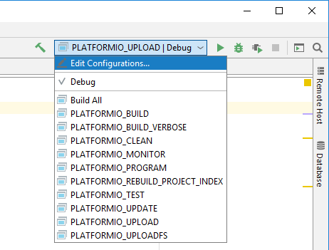 Debugging STM32 and ESP32 targets in an IDE - FAQ