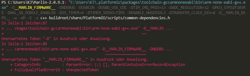 common-dependencies