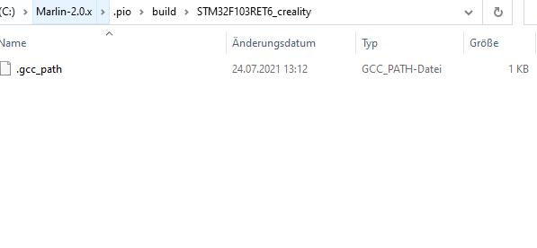 STM32F103RET6_creality