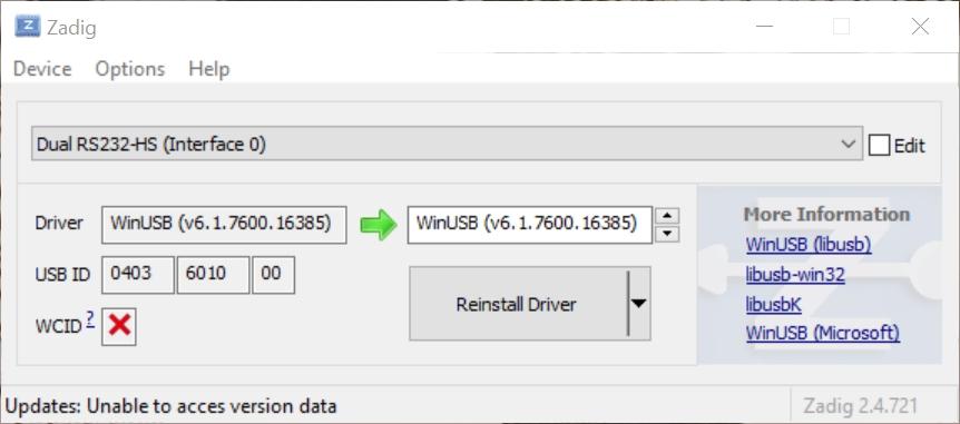 ESP32 PIO Debug GDB internal error with espidf projects