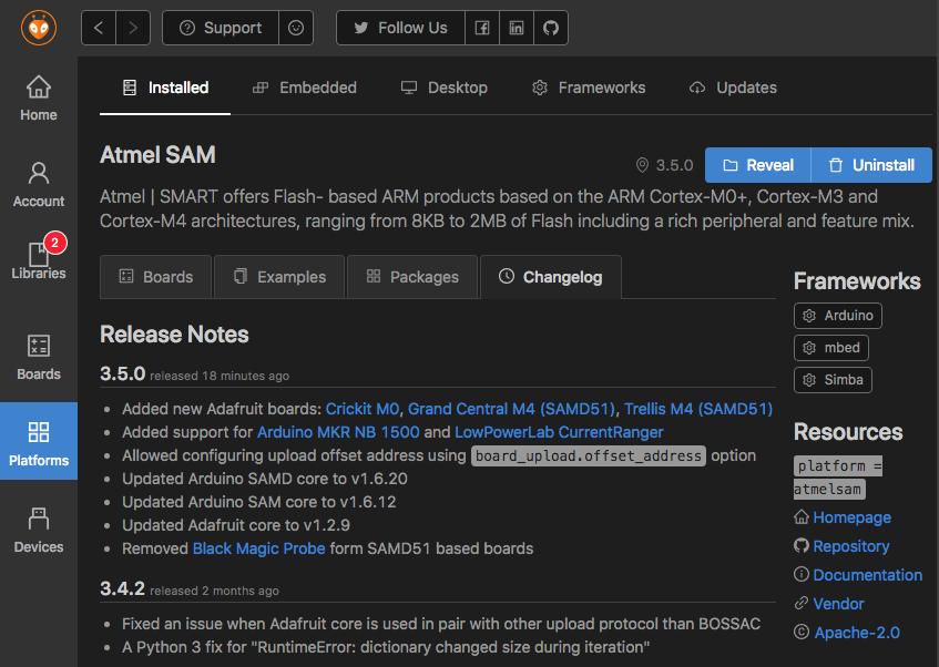 Samd51 Example