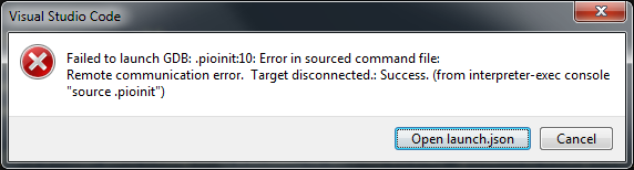 JLink V8 Upload problem - PIO Unified Debugger - PlatformIO